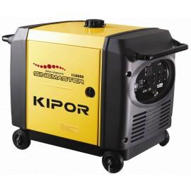 Бензиновый (1)-фазный инверторный генератор Kipor IG6000 (5,5 кВт)