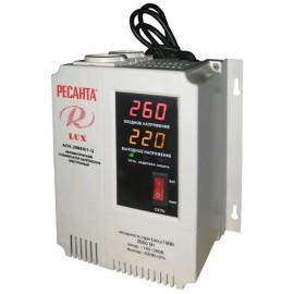 Настенный стабилизатор напряжения АСН 2000 Н/1-Ц Lux