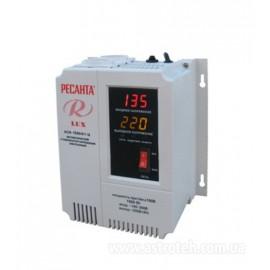 Настенный стабилизатор напряжения АСН 1500 Н/1-Ц Lux