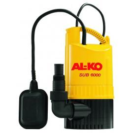 Погружной насос Al-Ko SUB 6000