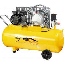 Компрессор пневматический, 1,5 кВт, 247 л/мин, 50 л// DENZEL