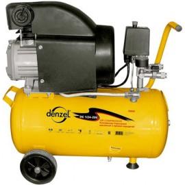 Компрессор пневматический, 1,8 кВт, 350 л/мин, 50 л// DENZEL