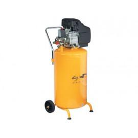 Компрессор пневматический, 1,5 кВт, 206 л/мин, 76 л// DENZEL