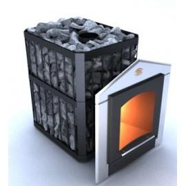 Дровяная печь для бани ПКС - 02 Пруток
